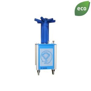 Hetvattenfläkt 50kW