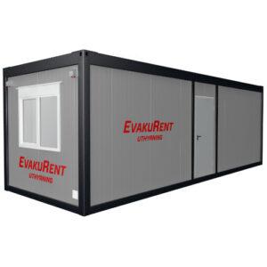 Bodar och containers