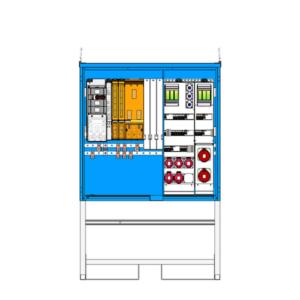 Fördelningcentral ≤ 250 A
