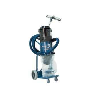 Rengöringsutrustning och stoftavskiljare